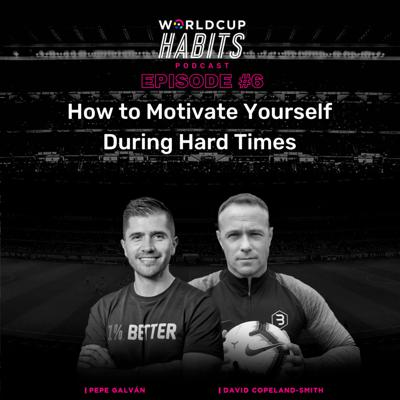 Cover art for How to motivate yourself during hard times