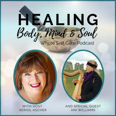 Cover art for Healing the Soul by analyzing Vocal Frequencies with Ani Williams