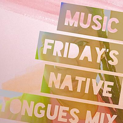 Cover art for Music Friday's Mix! Native Tongues Edition