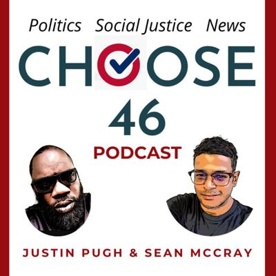 Justin and Sean discuss the news, policies and politics that impact how we choose the 46th President. With a focus on social justice, progressive and liberal ideas.