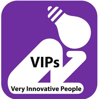 Very Innovative People (VIPs) Podcast with Gerald