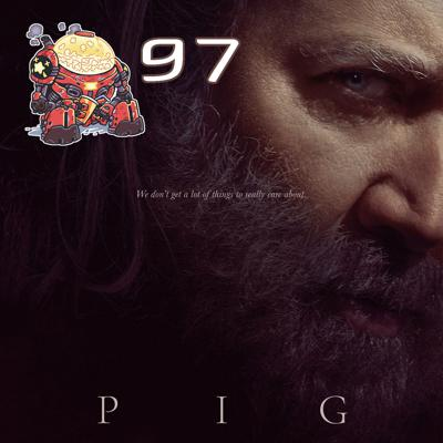 Cover art for Pig