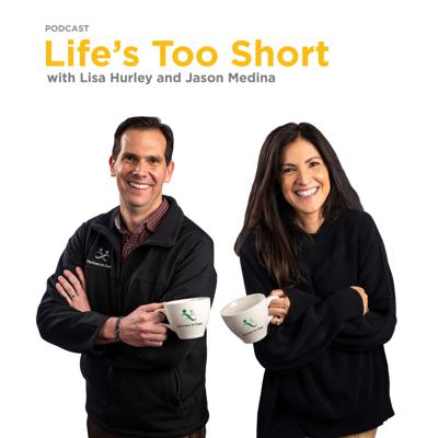 How could working at a hospice in Bend, Oregon shape the way you live your life? Join Lisa Hurley and Jason Medina on Life's Too Short as they discuss death, dying and the pursuit of a life well lived - mixed with a generous dose of coffee and levity.