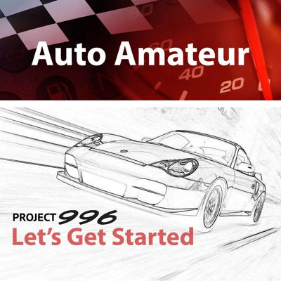 Cover art for Project 996 - Let's Get Started