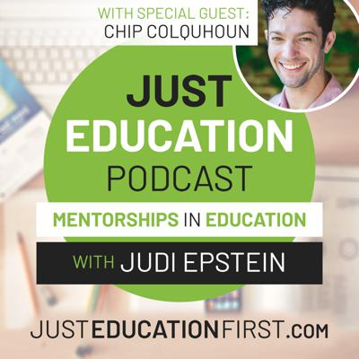 Cover art for Episode 36 - Chip Colquhoun | The Magic Hook of Learning