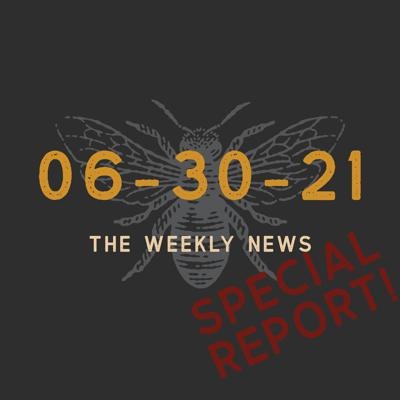 Cover art for Episode 42 - The Weekly News 06-30-2021 - Special Report!