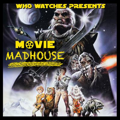 Cover art for Movie Madhouse - Ewoks: The Battle for Endor