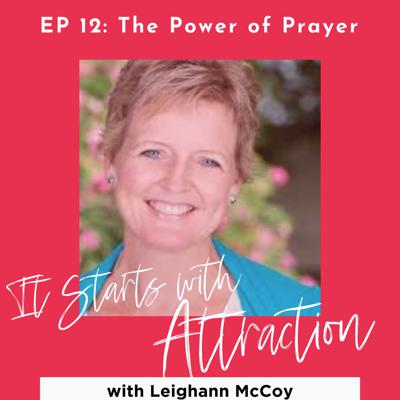 Cover art for The Power of Prayer with LeighAnn McCoy