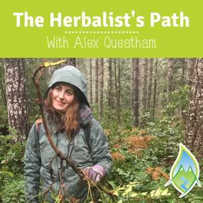 Cover art for Connecting With The Earth & The Plants with Alex Queatham Co-Founder of Tend And Flourish School of Botanicals