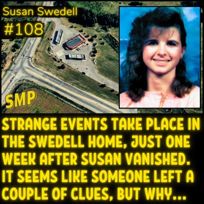 Cover art for The Disappearance of Susan Swedell #108