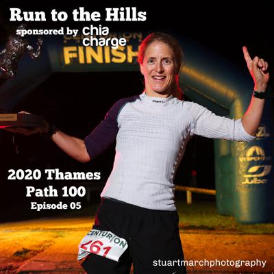 Cover art for Episode 05 - 2020 Thames Path 100