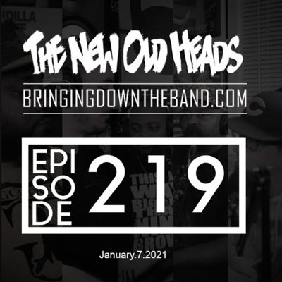 Cover art for NOH 219 | Remembering MF DOOM, Drake Era Over?, Angry White Rappers Out of Style