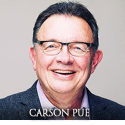 Cover art for Carson Pue