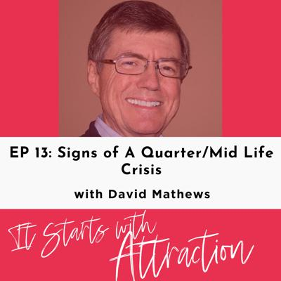 Cover art for Signs of a Quarter/Mid Life Crisis with David Mathews