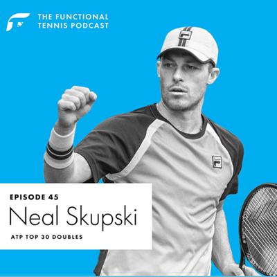 Cover art for 45 - Neal Skupski - ATP Top 30 Doubles