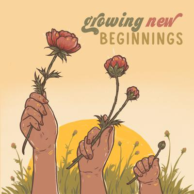Cover art for Growing New Beginnings