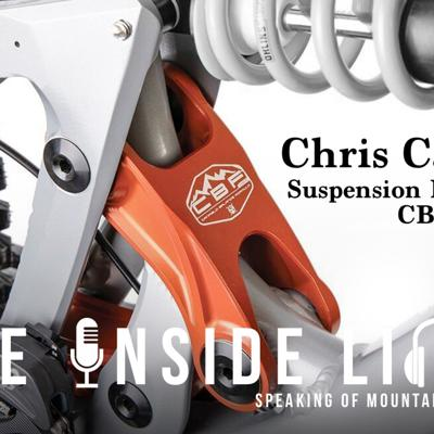 Cover art for Suspension Forumlas' Chris Canfield - The Inside Line Podcast