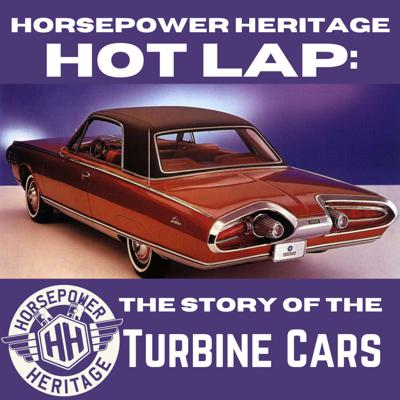 Cover art for HOT LAP: The Turbine Cars