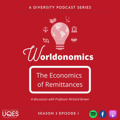 Cover art for The Economics of Remittances