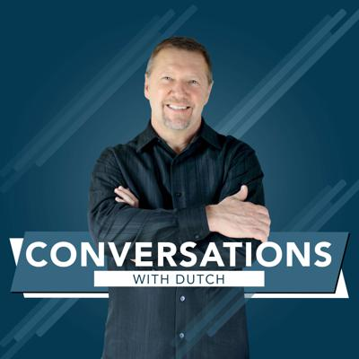 On Conversations with Dutch, I'll be grabbing a cup of coffee and sitting at my kitchen table, having conversations with peers, mentors, the young, and old. Together, we will discuss a variety of topics, from the practical to the obscure, breaking down spiritual concepts and unpacking how biblical truths work in our world today. I've been in ministry for over 40 years; I've studied theology, taught it, and written over 20 books on various Christian topics. I think it's now time to have some real conversations around the ideals we attempt to build our lives on. Join me.