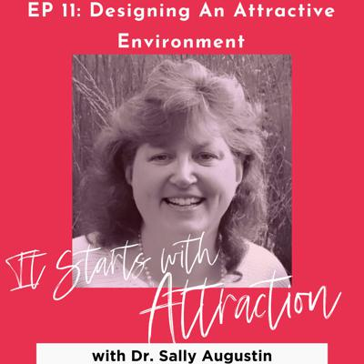 Cover art for Designing an Attractive Environment with Dr. Sally Augustin