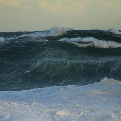 Cover art for Episode 6 - Big seas, big swell, big wind, big risk, big consequences, and chest thumping.....