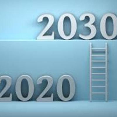 2030 - An experiment in thinking about the future
