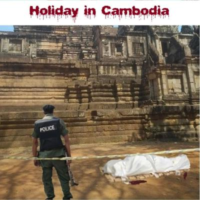Holiday in Cambodia is a thriller, set entirely in Cambodia over twelve days in March 2018.  It follows the adventures of former detective, Ross Anderson, as he attempts to solve the murder of his Australian travelling companion, Nate Mulcaire, who worked at an NGO dedicated to exposing child abuse and exploitation in Cambodia.  Ross and Nate's American boss, Sonia, are drawn into a web of corruption as he fights a ruthless criminal gang and undercovers the secrets in Nate's life.  Holiday in Cambodia is the first in a four-book series featuring Ross as a travelling detective.  It combines a brainy but flawed cop, exotic locations and an intricate and surprising storyline.
