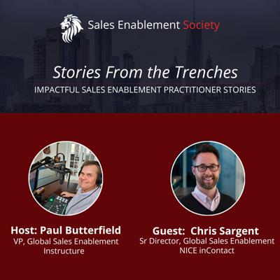 Sales Enablement Society - Stories From The Trenches