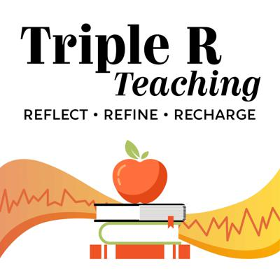 It's time to reignite your passion for teaching! Triple R Teaching provides simple strategies and practical tips for PreK-grade 3 educators. Anna Geiger, M.Ed., will show you how to make small changes to improve how you teach math and literacy. Look forward to episodes about shared reading, guided reading, and other elements of balanced literacy. Expect episodes that will help you implement guided math - from number talks to math centers. Anticipate a series about teaching writing with the writing workshop approach. We'll dive into spelling, phonics, sight words, and other important topics in early education. Hit subscribe, and get ready to transform your teaching.