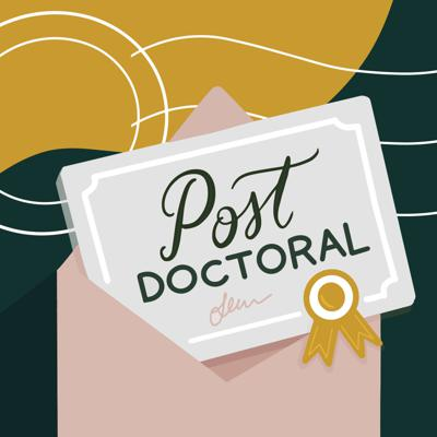 PostDoctoral is a modern-day, academic Dear Abby podcast for those interested in career options outside the professoriate. Whether you're about to finish your PhD or somewhere out there trapped in an ivory tower of your very own making, it might be time for a change in 2020. We've been there, and we're here to help you address your