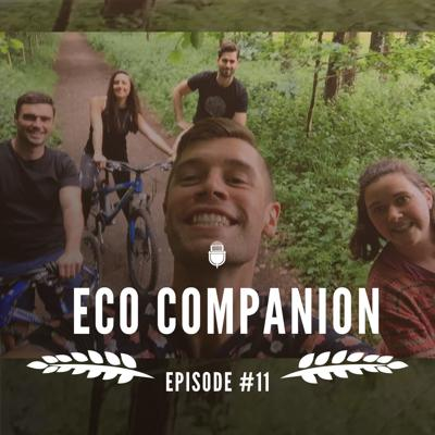 Cover art for Episode 11: Transforming the travel industry with eco-tourism