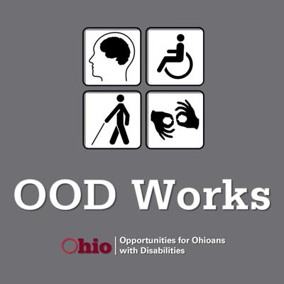 Opportunities for Ohioans with Disabilities (OOD) is a state agency that empowers people with disabilities through employment, disability determinations, and independence. Join Kim Jump as she interviews unique individuals who discovered OOD Works!  Have a disability? Want to work? www.OODWorks.com.