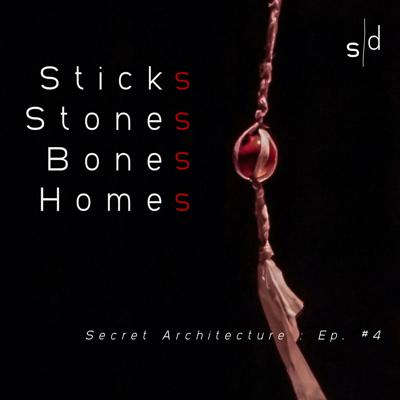 Cover art for Sticks Stones Bones Homes