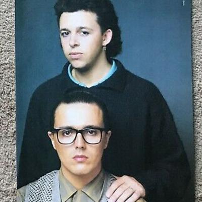 Cover art for Tears For Fears (part 3, 1985-1986)