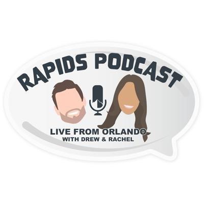 Cover art for Live from Orlando: Drew Moor and Rachel Vigil chat with William Yarbrough