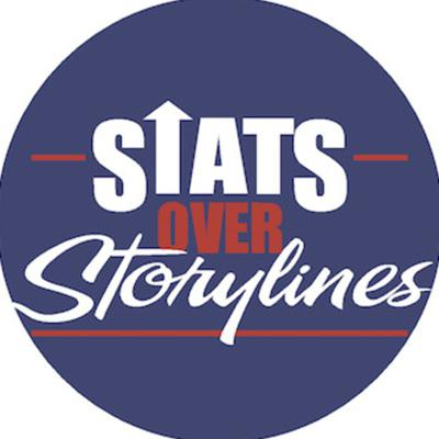 Stats Over Storylines