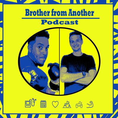 Nick and Lucas. Two brothers from Different Mothers talking about a wide range of topics from sports and music, to our own life experiences and opinions. We hope to make you laugh along the way.