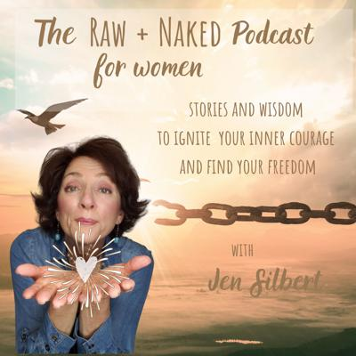 Raw + Naked Podcast for Women