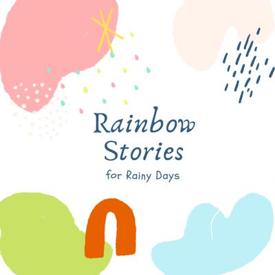 Cover art for Elio the Elephant | Rainbow Stories for Rainy Days | Kids' Podcast Children's Storytime