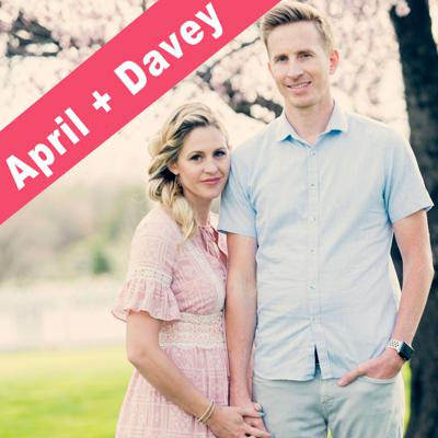 Welcome to our Podcast.  April and Davey have been married for over 15 years and have 6 wonderful children.  We love sharing our lives and the things we've learned together raising 6 children.