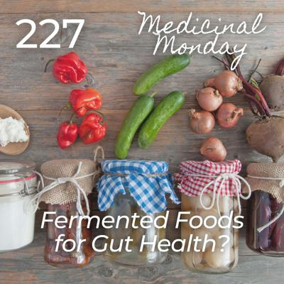 Cover art for #227 | MM - Fermented Foods for Gut Health?