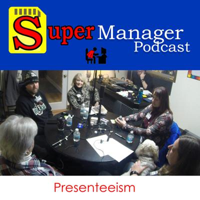 Cover art for SuperManager: Illness and Presenteeism at Work