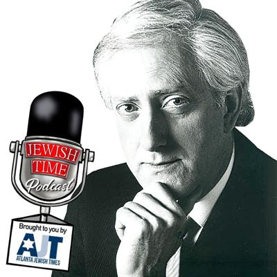 Cover art for Jewish Time: Featuring Bob Bahr as He Recounts AJFF