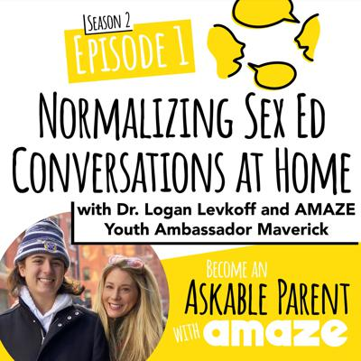 Cover art for How To Normalize Sex Ed Conversations At Home