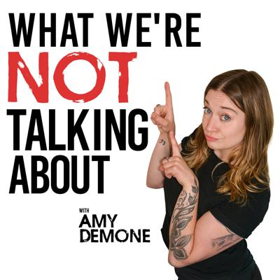 What we're NOT talking about: a mental health podcast.