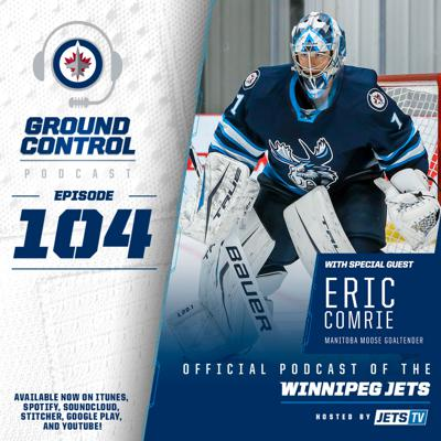 Cover art for Ground Control - Episode 104 (Eric Comrie)