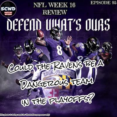 Cover art for Week 16 Review: Are the Ravens heating up at the right time?