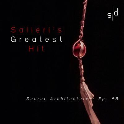 Cover art for Salieri's Greatest Hit