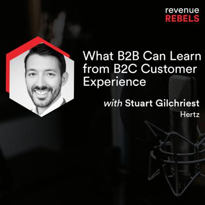 Cover art for What B2B Can Learn from B2C Customer Experience